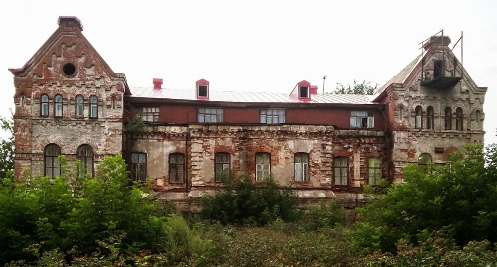 дом Перминова