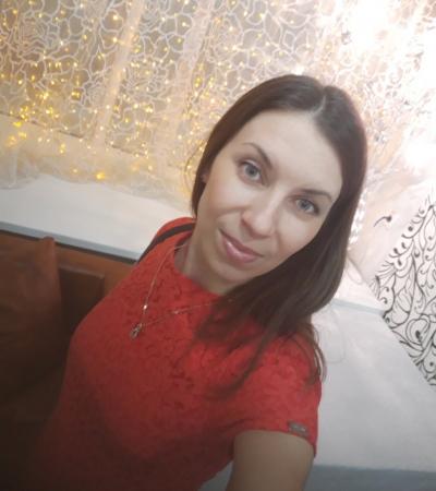 Елена Россохина