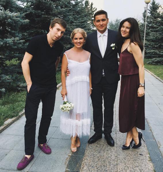 Катя Реутова вышла замуж заКВН-щика