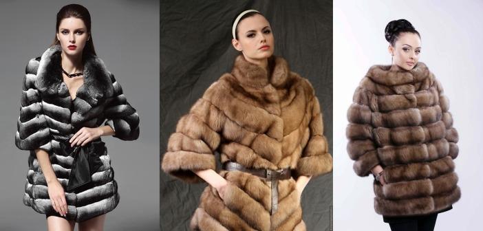 Шубы модные модели