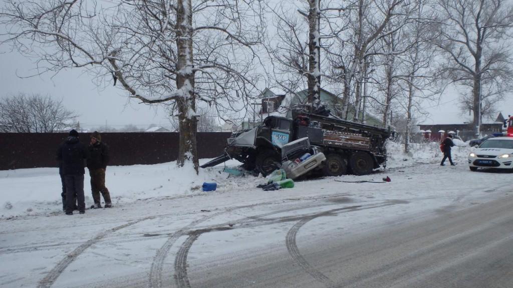 Смертельное ДТП в Кстинино: скорость «Митсубиши» не соответствовала условиям на дороге