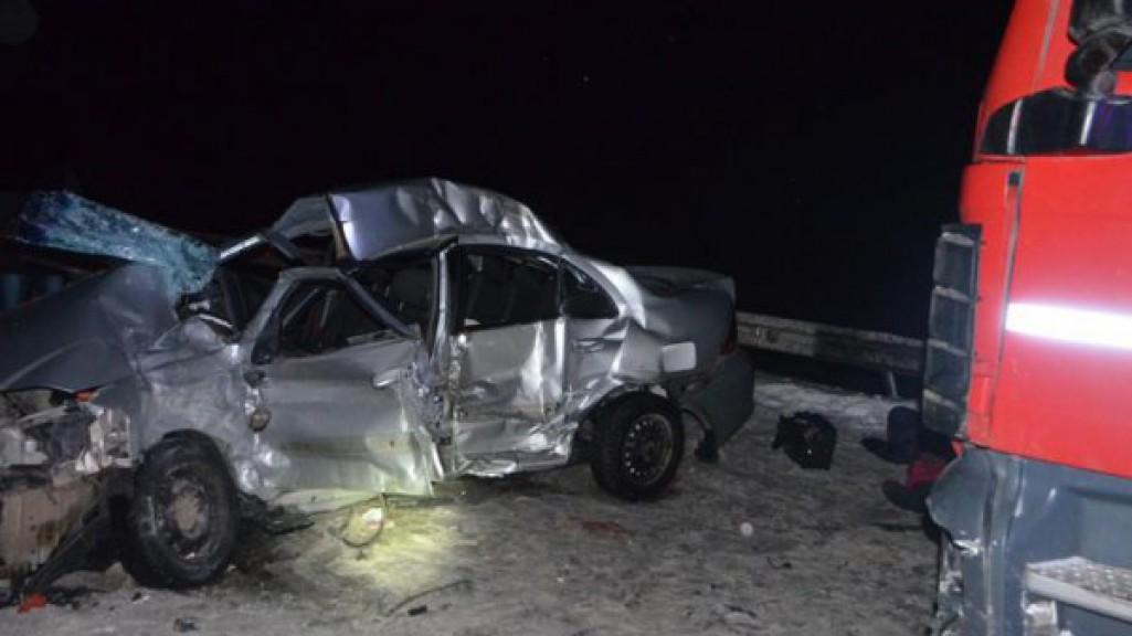 Кировчанин за рулем грузовика стал участником смертельного ДТП в Башкирии: погибли двое