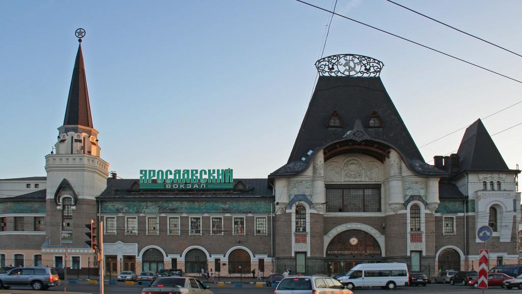 Уроженец Кировской области избил и ограбил мужчину на вокзале в Москве
