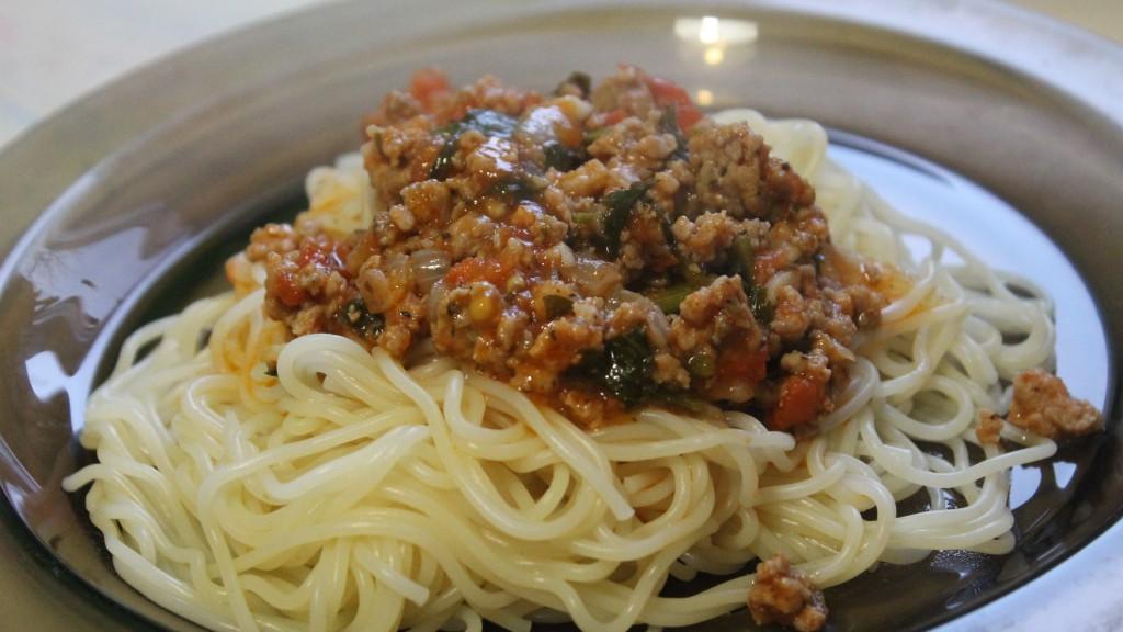 Паста болоньезе с помидорами рецепт