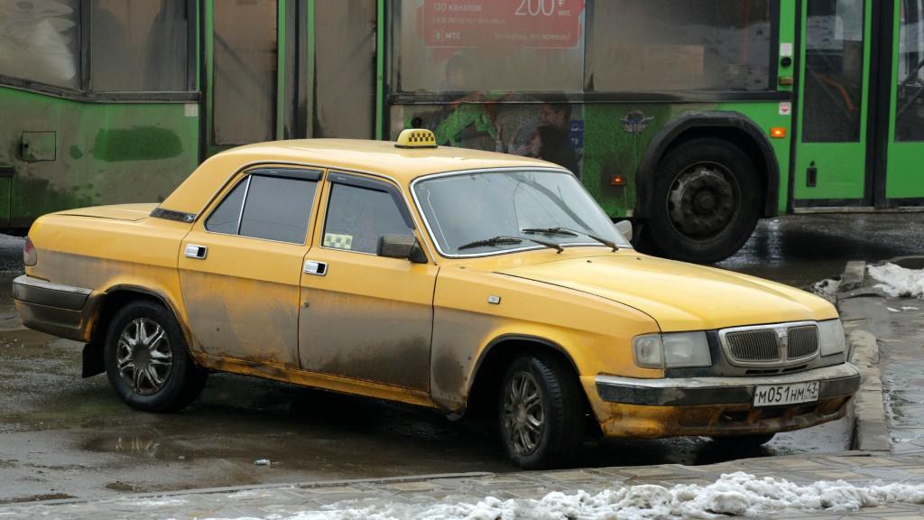 Новый год 2016: сколько в Кирове будет стоить поездка на такси