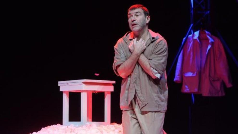 Евгений Гришковец на спектакле в Кирове выгнал из зала уснувшего зрителя