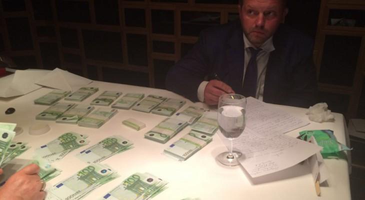 В Москве задержали губернатора Кировской области Никиту Белых