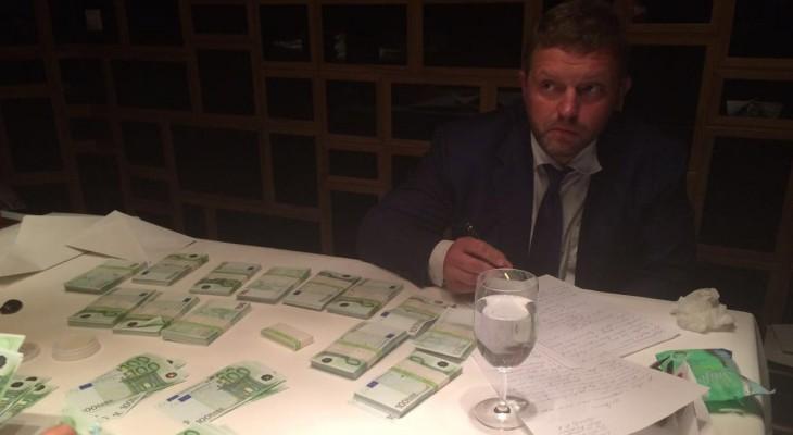 Никита Белых задержан при получении взятки в 400 тысяч евро: все, что известно
