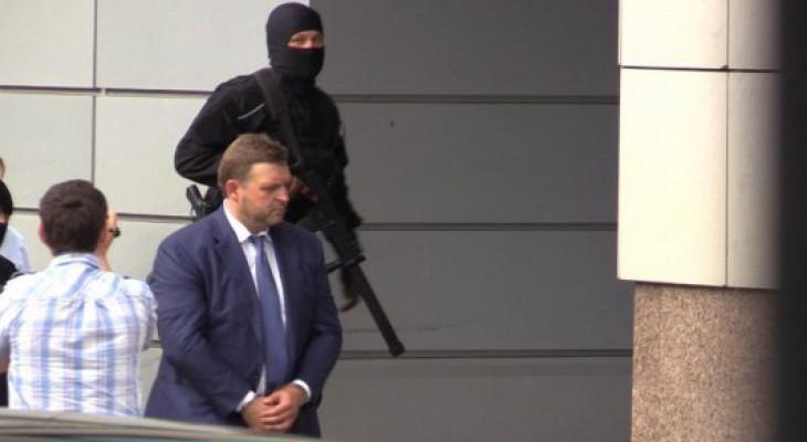Никита Белых объявил в СИЗО голодовку в знак протеста
