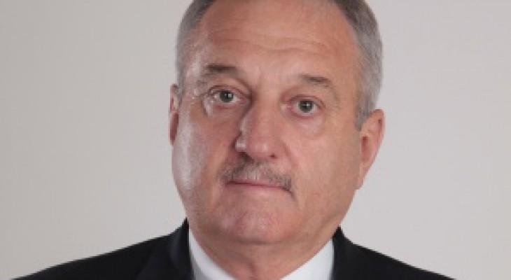Владимир Быков уходит с поста главы города