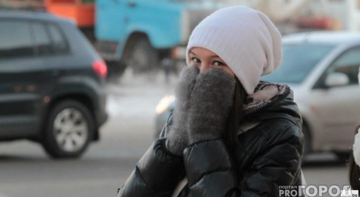 Прогноз погоды: какой будет рабочая неделя в Кирове?