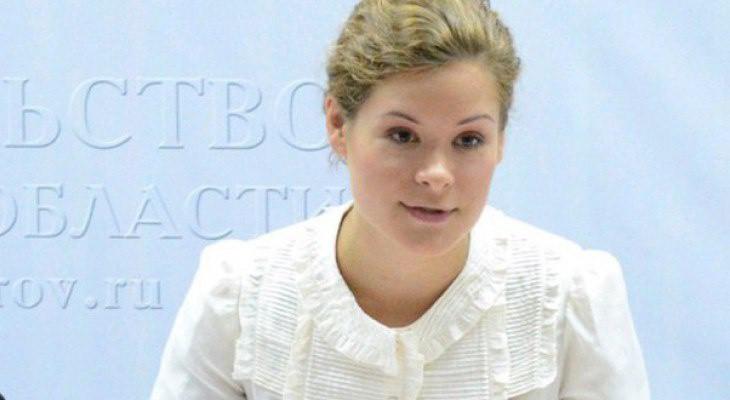 Мария Гайдар рассказала о своей работе после отставки Михаила Саакашвили