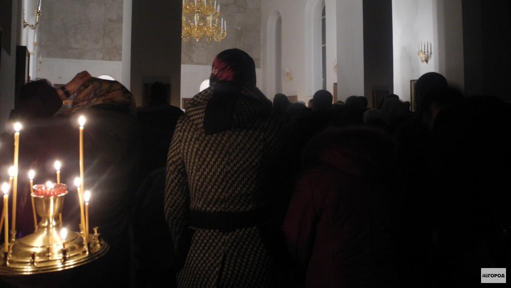 В Кирове встретили главный праздник для верующих – Пасху