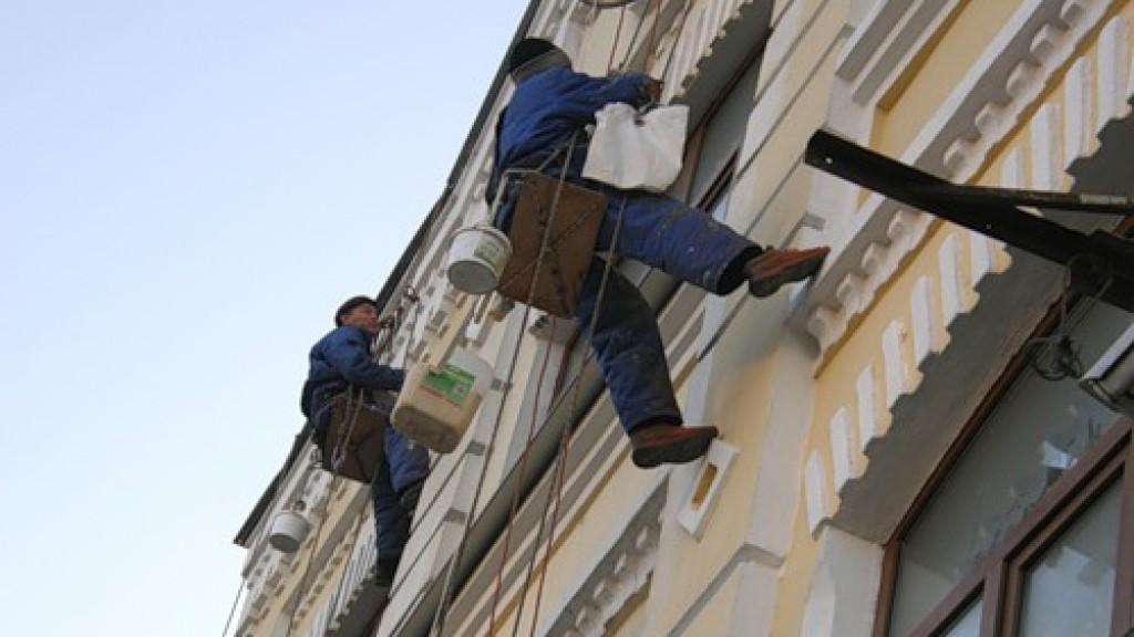 В Кирове фасады исторических зданий отремонтируют за 10 000 000 рублей