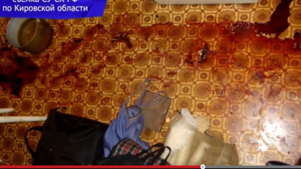 Кировчанин убил свою семью и покончил жизнь самоубийством: появилось видео с места происшествия