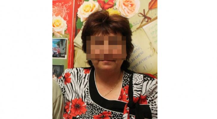 В Кирове ищут пропавшую в начале месяца женщину