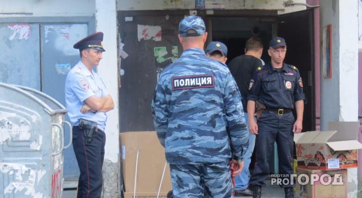 Закончено расследование дела о мужчине, который похитил младенца в Кирове
