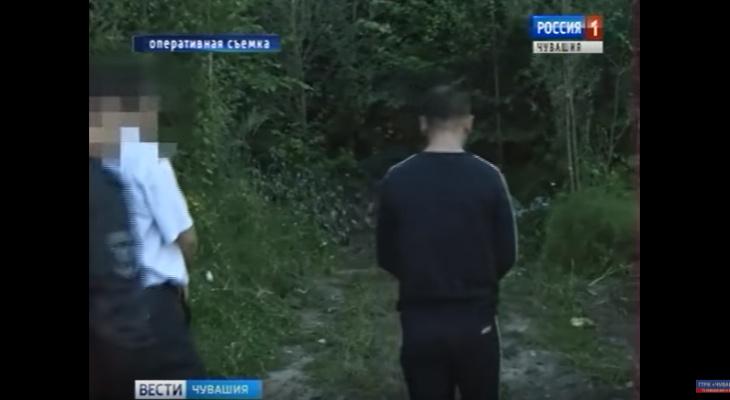 Подозреваемый в убийстве пропавшей женщины показал, где спрятал тело