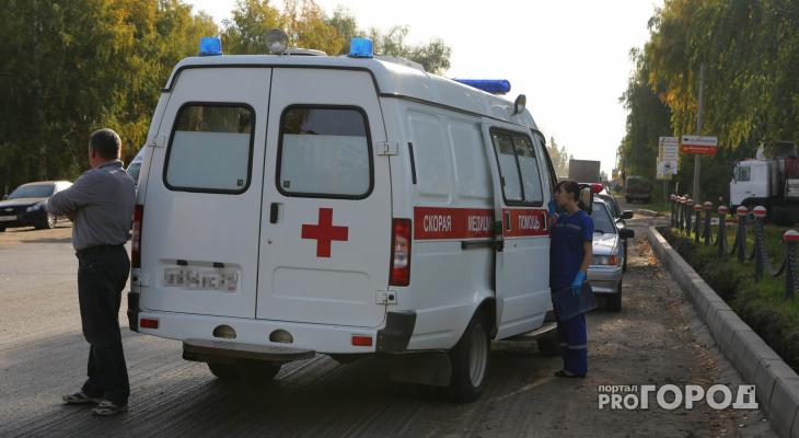 В Кировской области перевернулась машина: погибла 13-летняя девочка