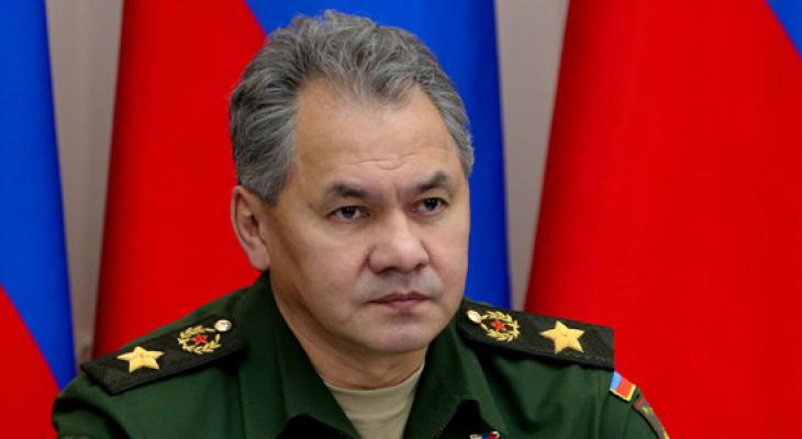 Министр обороны РФ Сергей Шойгу наградил губернатора Кировской области