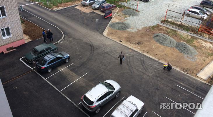 В Кирове мужчине сломали челюсть во время спора за парковочное место
