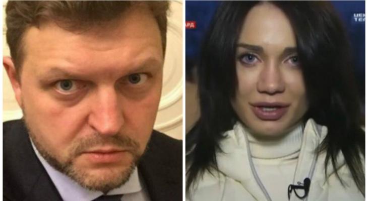 Никита Белых во время заседания суда сделал своей невесте предложение