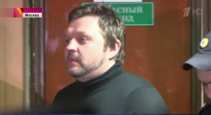 Никиту Белых перевели в больницу СИЗО