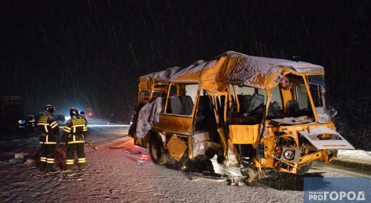 Девочка, выжившая в ДТП с автобусом, рассказала о первых минутах после трагедии