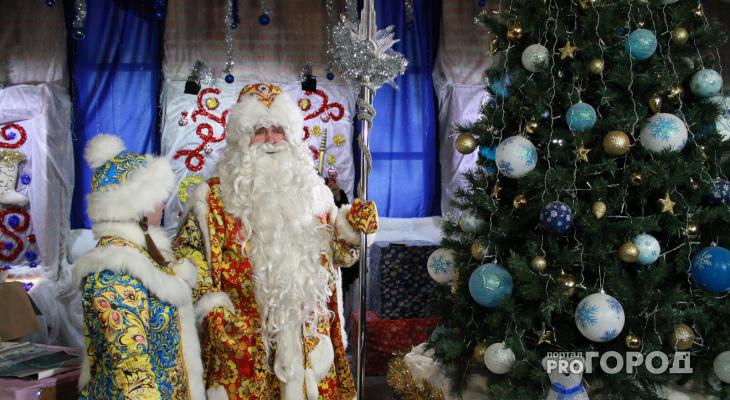 В Кирове ограничили выступления Деда Мороза на утренниках