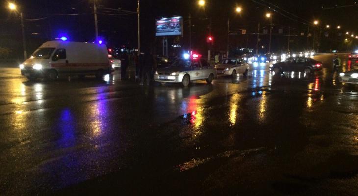 В минздраве рассказали о состоянии сбитого кировским таксистом инспектора ДПС