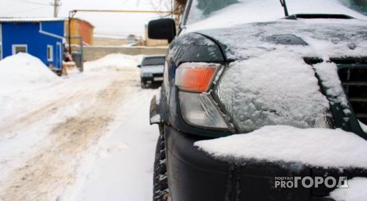 В Кирове могут появиться «зимние» автостоянки