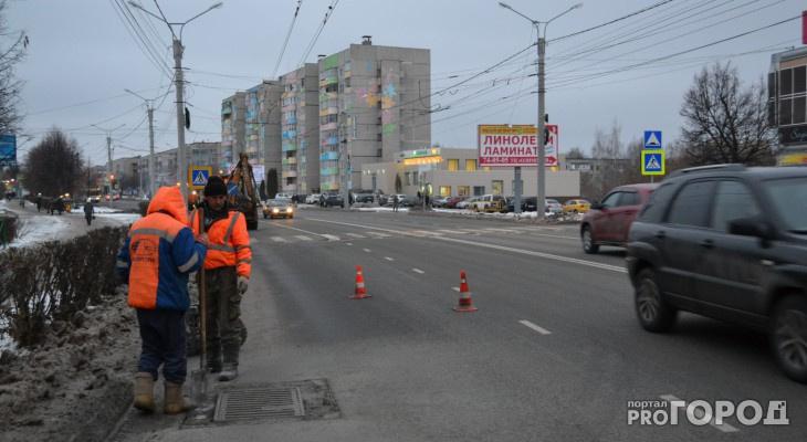 Список ремонтируемых в 2018 году дорог хотят пополнить пятью улицами