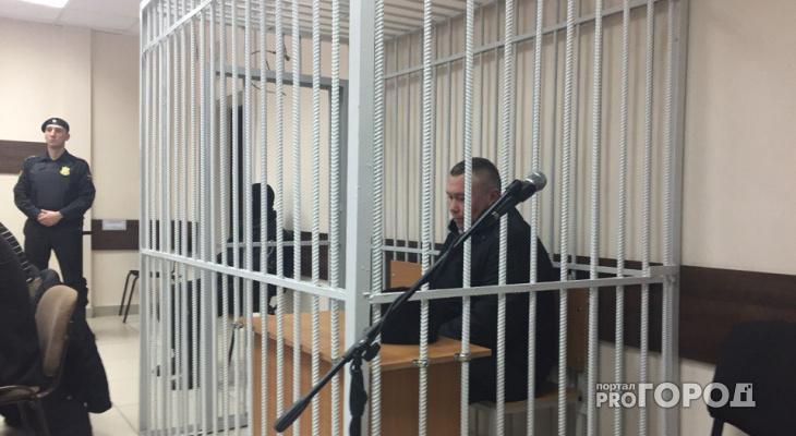 Начальнику ГИБДД выбирают меру пресечения: прямая трансляция из суда