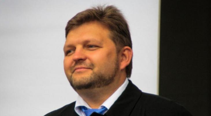 Появилось видео с оглашения приговора экс-губернатору Кировской области