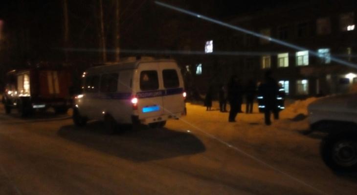 В Кирове экстренно эвакуировали детей из школы-интерната