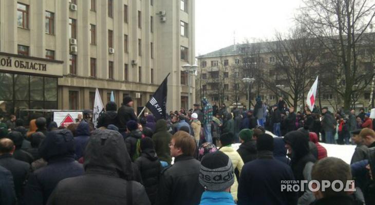 Кировская область оказалась в пятерке самых конфликтных регионов
