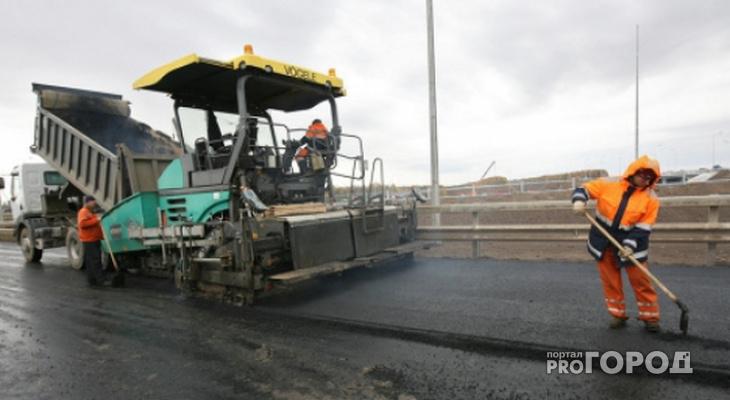 На ремонт Южного обхода в Кирове потратят 80,5 миллиона рублей