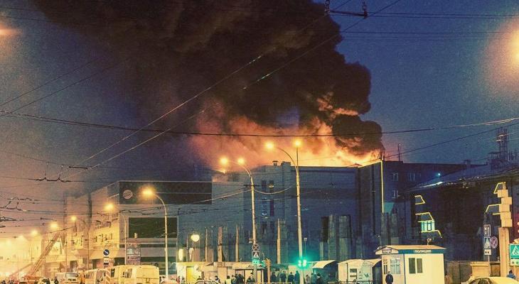 Трагедия в Кемерове: в пожаре в торговом центре погибли 64 человека