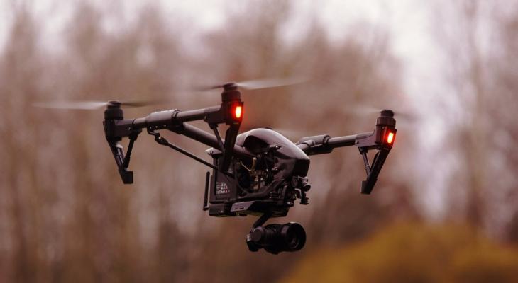 В Кирове мужчина во время съемок потерял дрон за 50 тысяч рублей