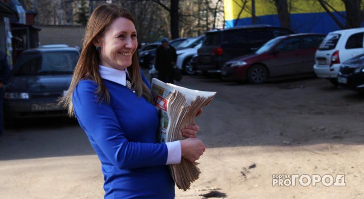 Кировчане сдали 1,3 тонны макулатуры, чтобы купить телевизор в дом престарелых