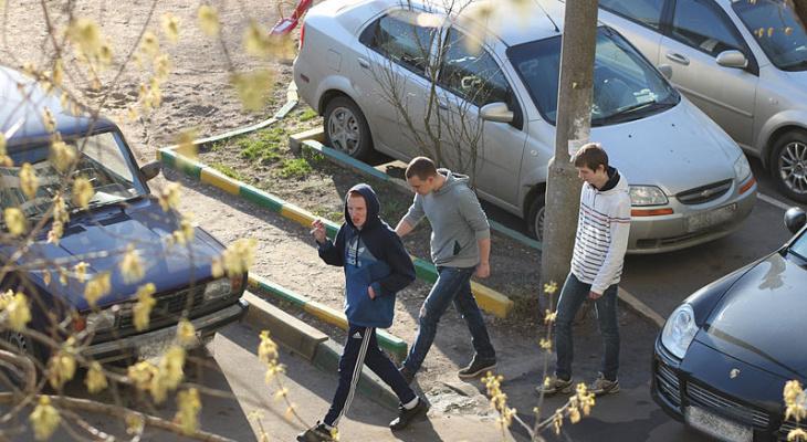 Рейтинг: какой район Кирова самый криминальный?