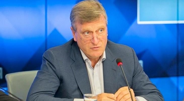 Игорь Васильев оказался в топ-30 губернаторов с сильным влиянием
