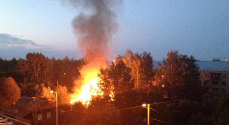 Житель Вятских Полян поджег свой дом, чтобы заработать на страховке