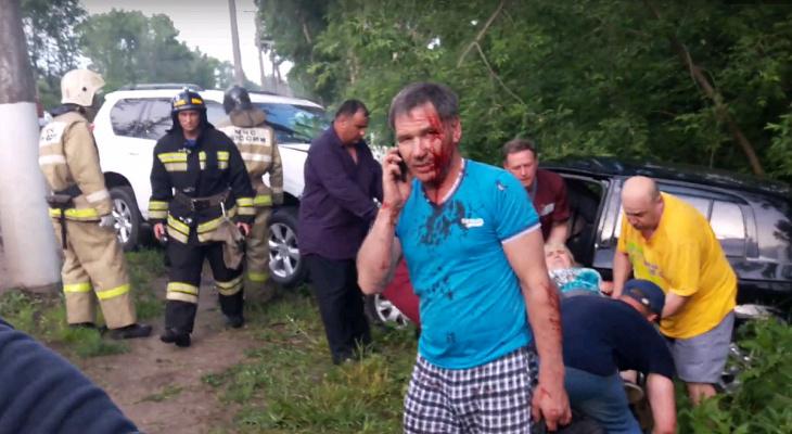 Что обсуждают: ДТП на дамбе и гибель 26-летнего кировчанина в Казани