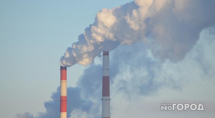 В Роспотребнадзоре рассказали о состоянии атмосферного воздуха в Кирове