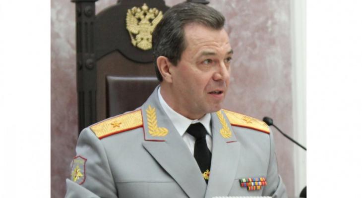 Путин назначил нового председателя Кировского областного суда