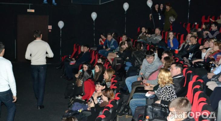 В Яранске открыли современный кинозал за 5 миллионов рублей