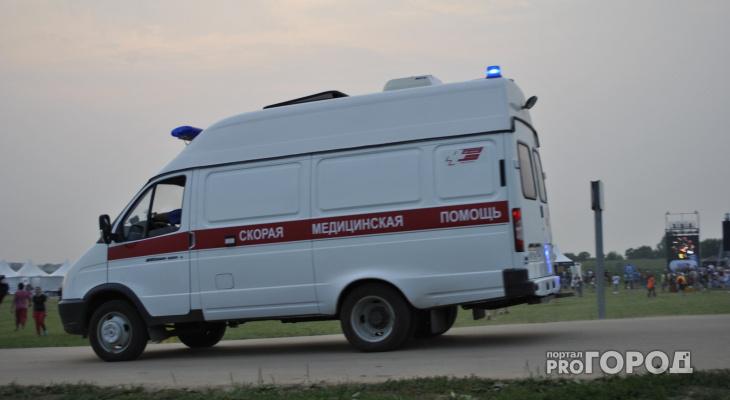 В Кировской области подожгли молодую женщину