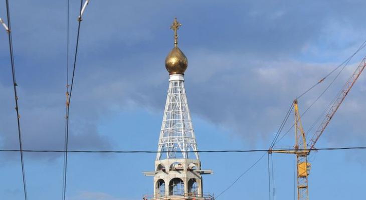 В районе Зонального хотят построить православный храм
