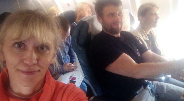 Кировские волонтеры вернулись с поисков девочки в Дагестане